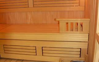 Электрическая печь для бани – советы по выбору и правила монтажа