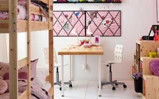 Оформление детской комнаты без ошибок