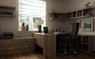 Идеи для домашнего офиса: подборка фото
