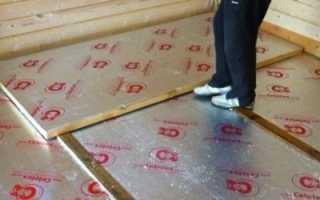Как утеплить пол в бане: бетонный и деревянный