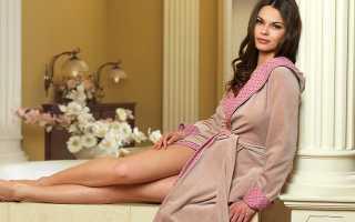 Как выбрать банный халат: полезные рекомендации