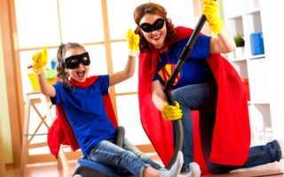 Бардак в детской комнате как решить проблему: лучшие способы