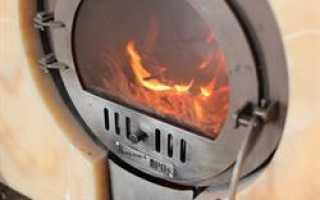 Банная печь Казачка – технические характеристики