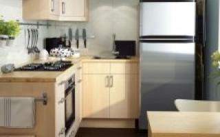 Маленькая кухня для большой семьи: функциональные идеи