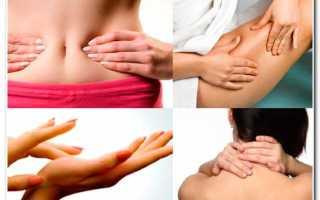 Как делать массаж и самомассаж в бане и после бани: польза, показания и противопоказания