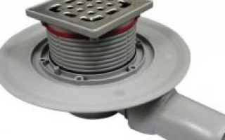Отвод и слив воды из бани – устройство и конструкционные особенности