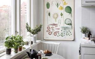 Как обновить убитую кухню при маленьком бюджете: идеи на фото