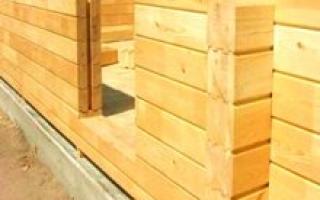 Строительство из клееного бруса: пошаговое руководство и инструкции