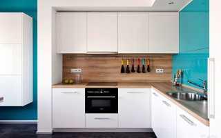 Как оформить рабочую зону на кухне: примеры на фото