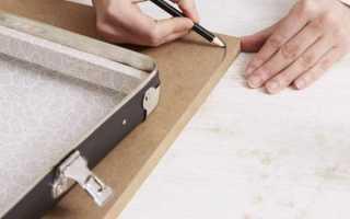 Кресло из старого чемодана: инструкция по изготовлению