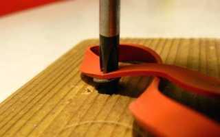 Как открутить шуруп с сорванной крестовиной: простые способы
