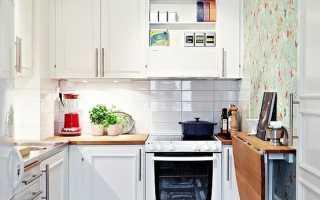 Организация рабочего места при готовке на кухне: примеры на фото