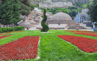 Грузинская баня: польза, показания и противопоказания
