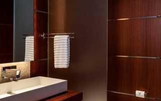 Красивое оформление туалета: подборка фото