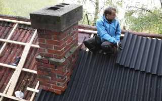 Как крыть крышу ондулином: порядок действий