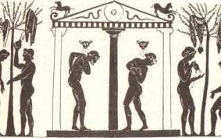 Греческие бани: что такое лаконикум и как он устроен?