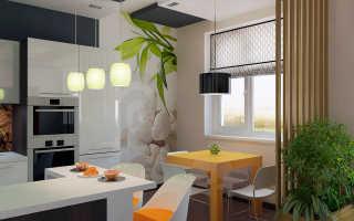 Типичные ошибки при совмещении гостиной и кухни