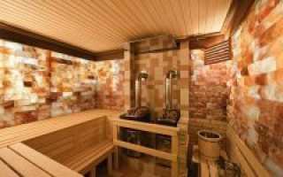 Что такое солевая сауна: польза, показания и противопоказания