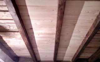Как заделать щели в деревянном потолке: лучшие способы
