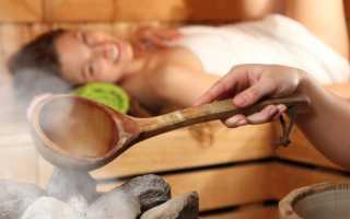 Можно ли при температуре париться в бане