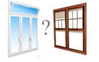 Выбираем окна для бани – деревянные или пластиковые?