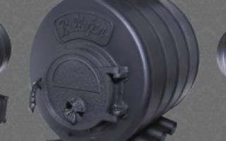 Печь булерьян – виды, для бани и дома, принцип работы и устройство