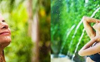 Контрастный душ польза и вред – для организма, мужчин и женщин