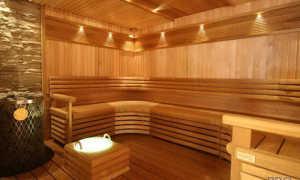 Чем покрыть потолок в бане: лучшие варианты